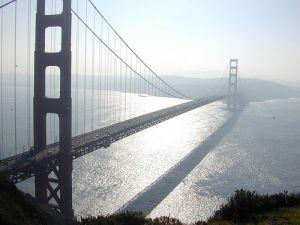 dawn endico golden gate bridge